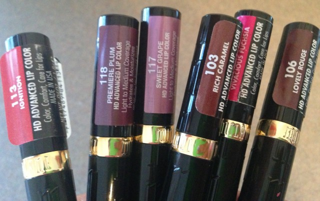 milani hd advanced lip color